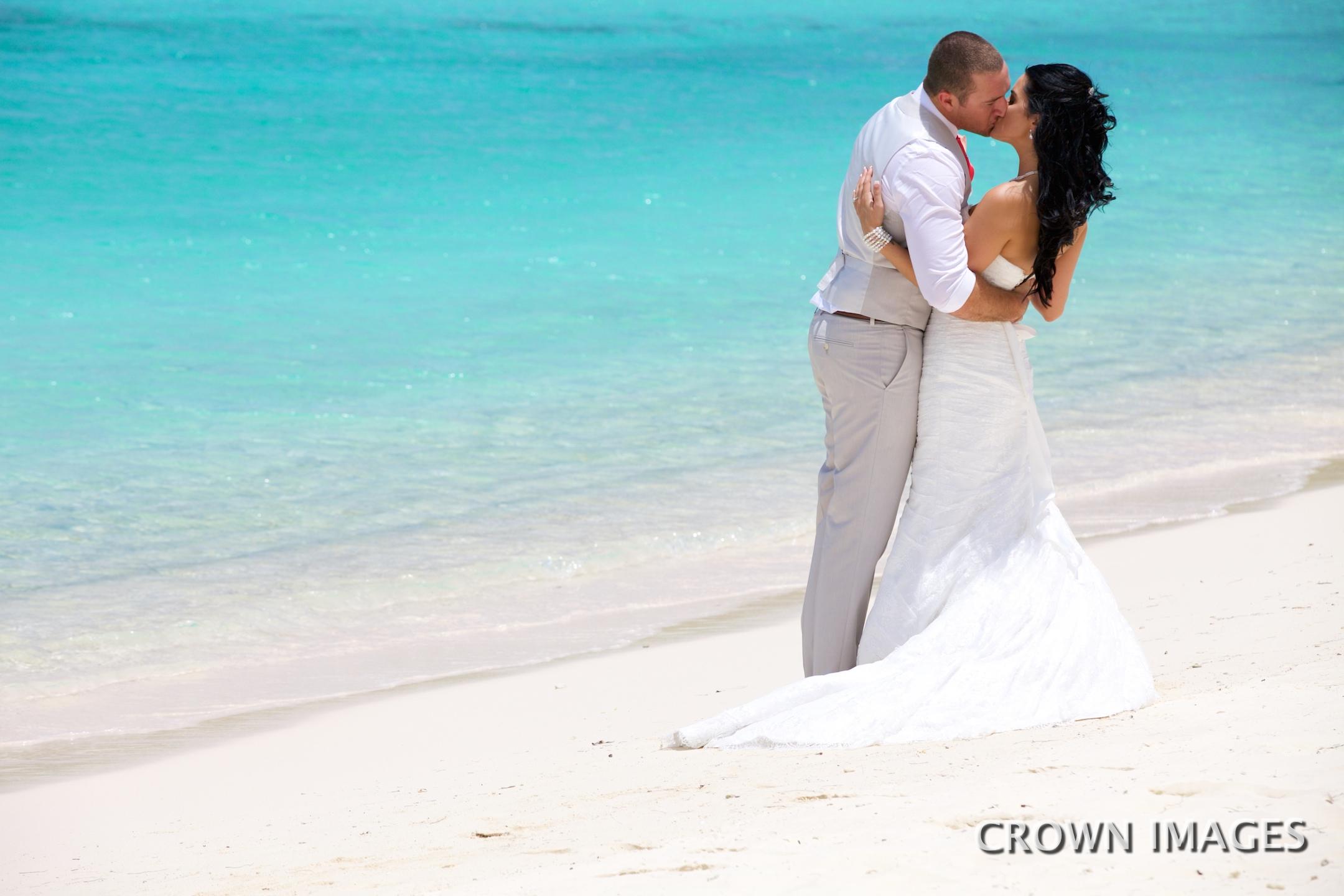 wedding photographer st john us virgin islands crown images