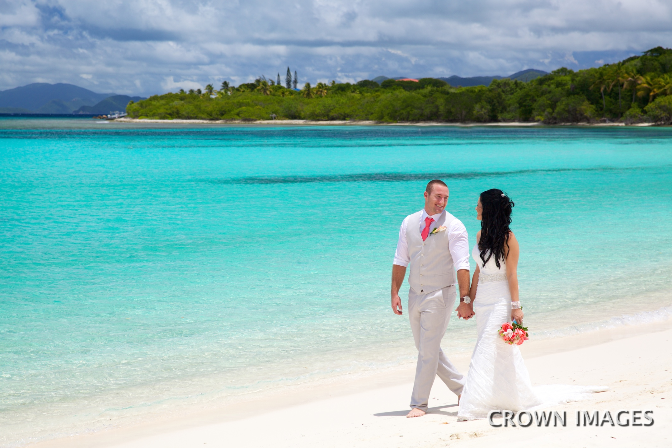 wedding photographer virgin islands photo by crown images