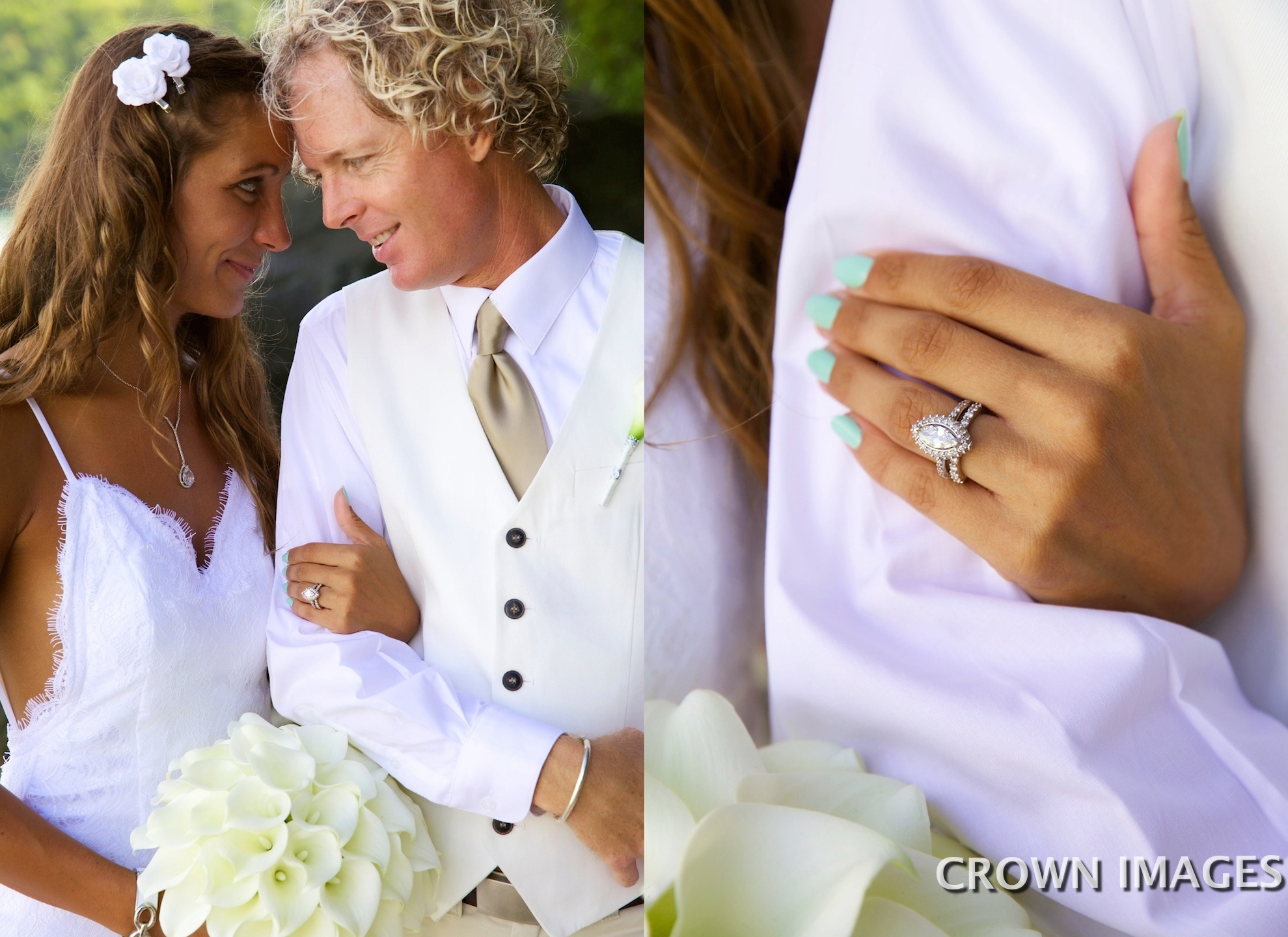 wedding photographer in the virgin islands crown images