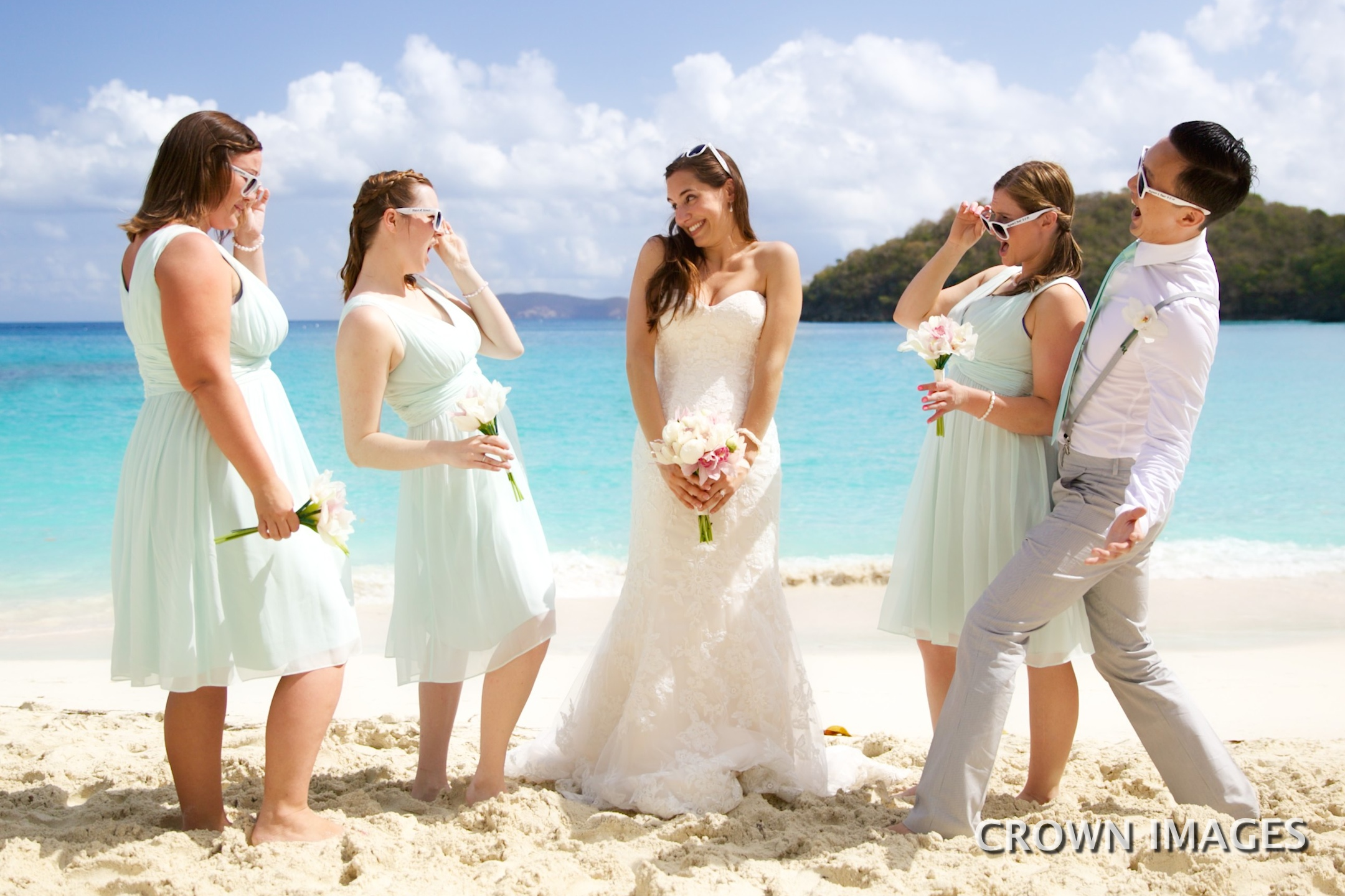 wedding photos by crown images