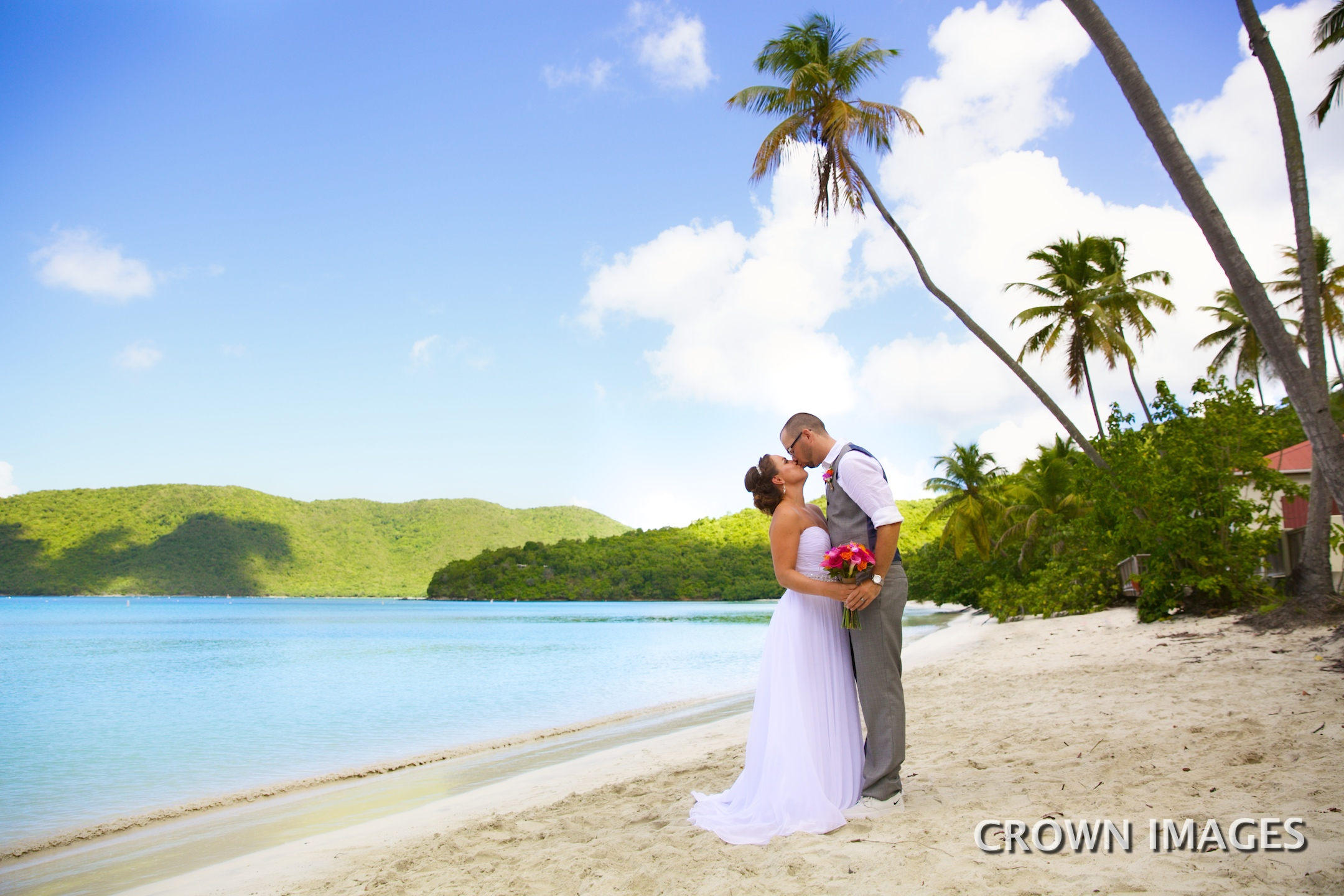 st john beach locations for a wedding photo by crown images
