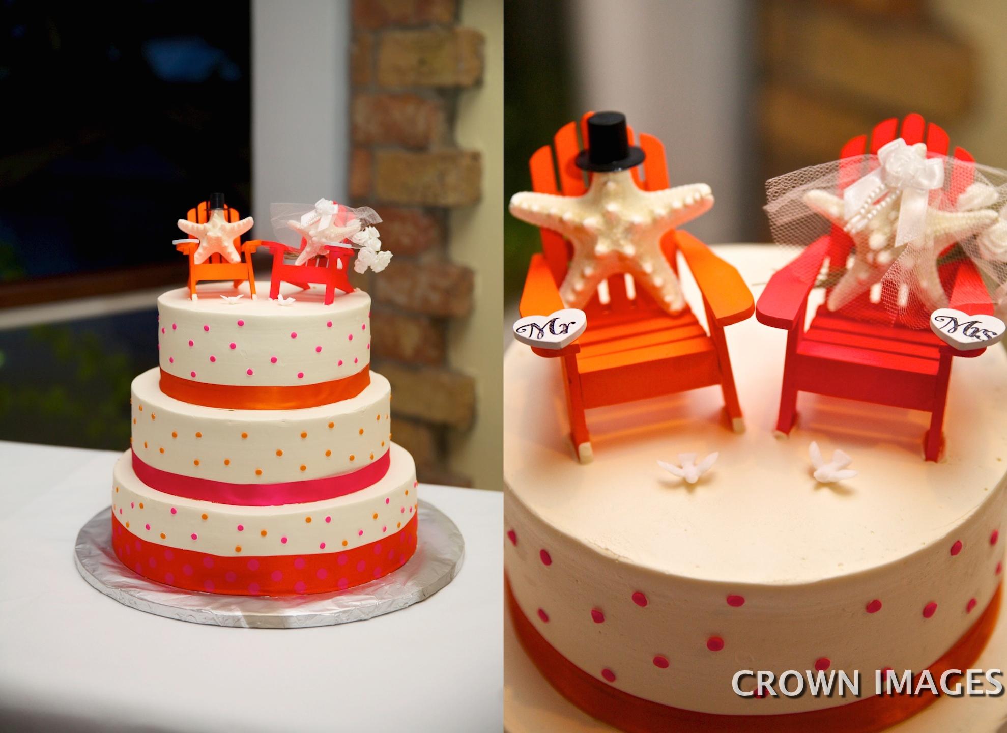 st john wedding cake