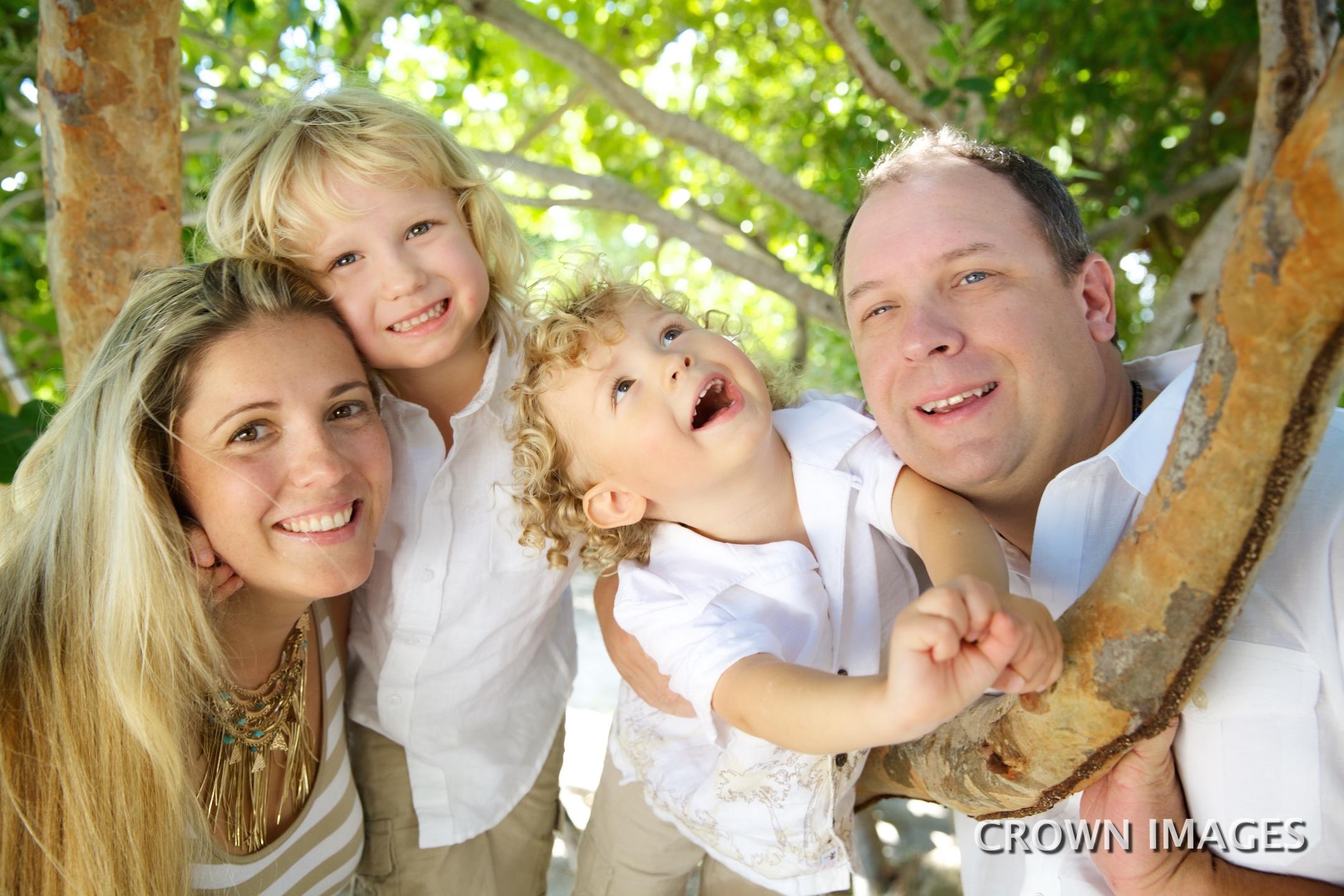 st thomas vacation family photos