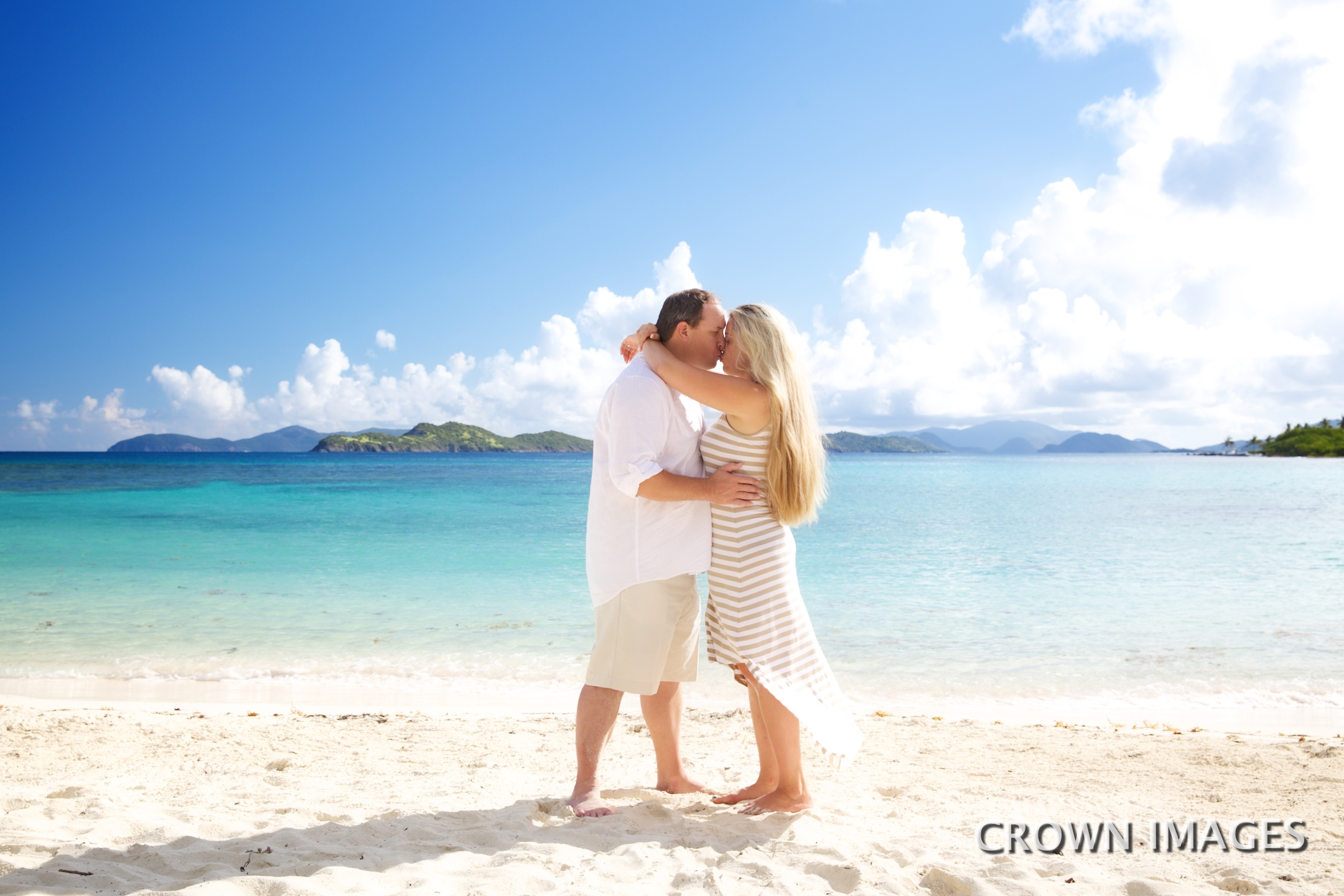 crown images virgin islands