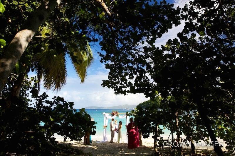 planning a wedding on st john in the us virgin islands