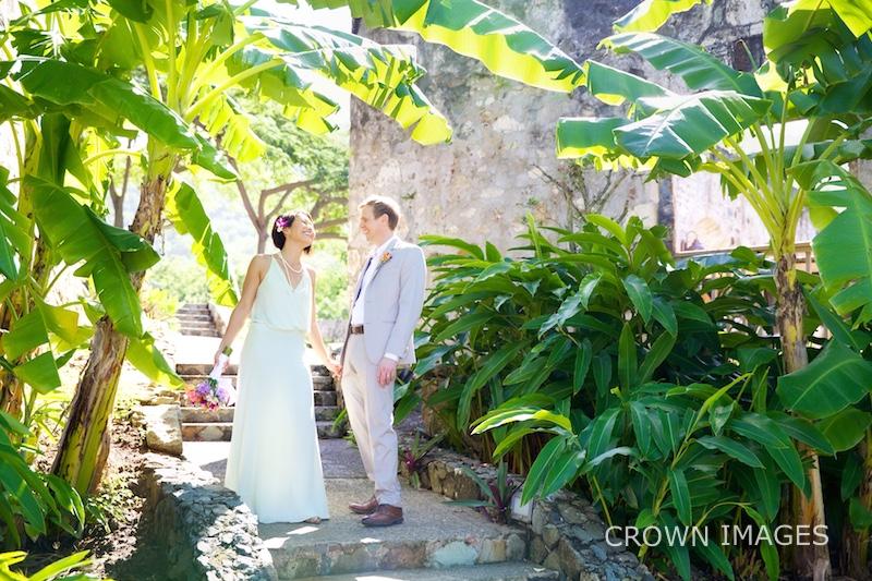 planning a wedding on st john us virgin islands