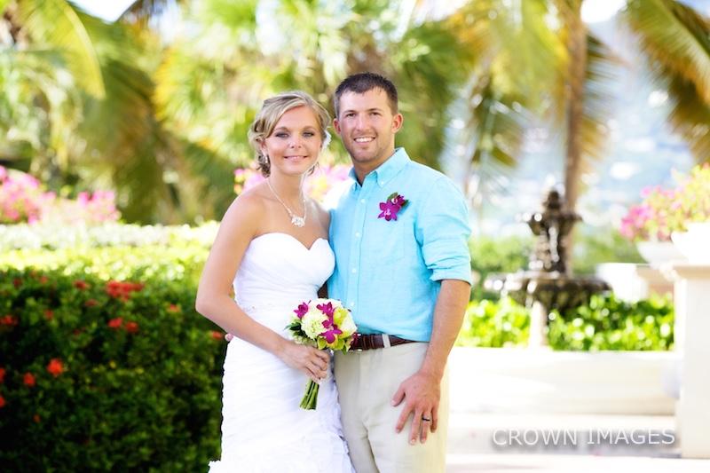 wedding photographer st thomas