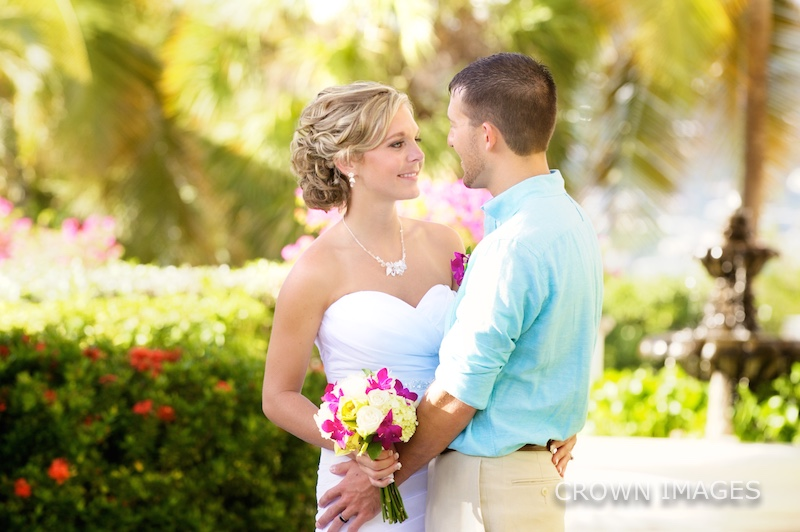 planning a virgin islands wedding