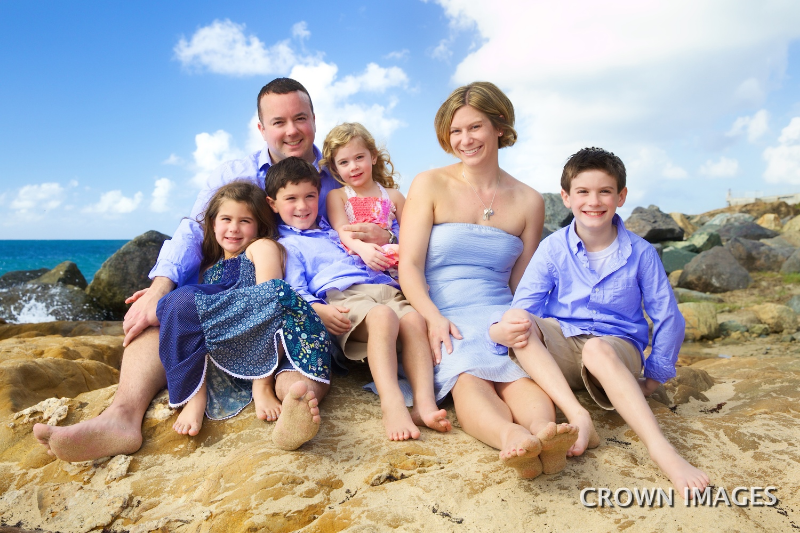 st thomas family photos by crown images
