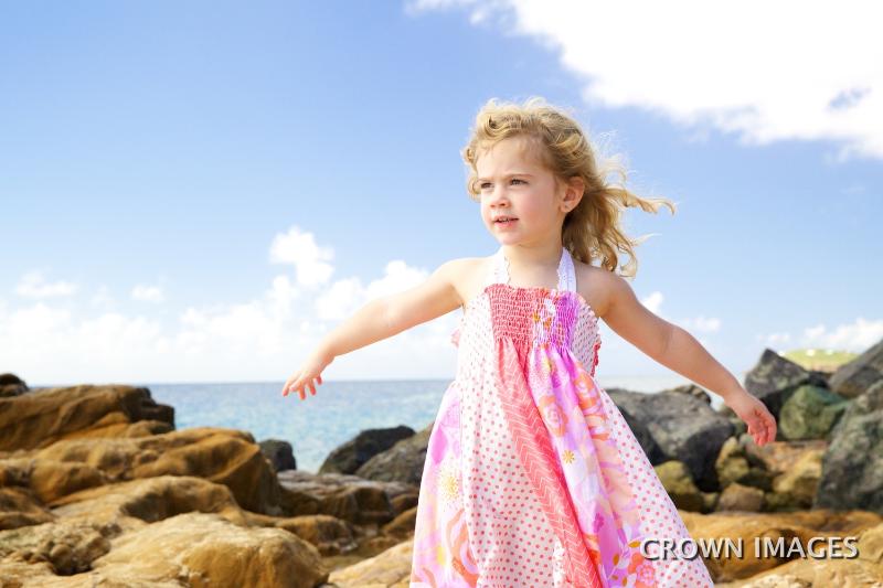 children photos in the virgin islands