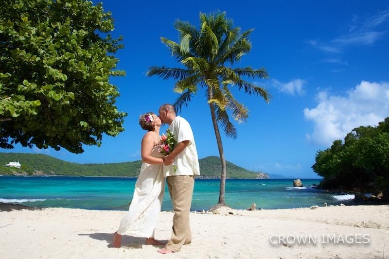 st thomas wedding at dreams resort photos by crown images