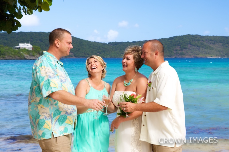 wedding photographer on st thomas crown images