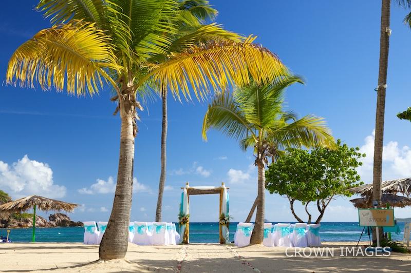 bolongo bay beach resort st thomas wedding location