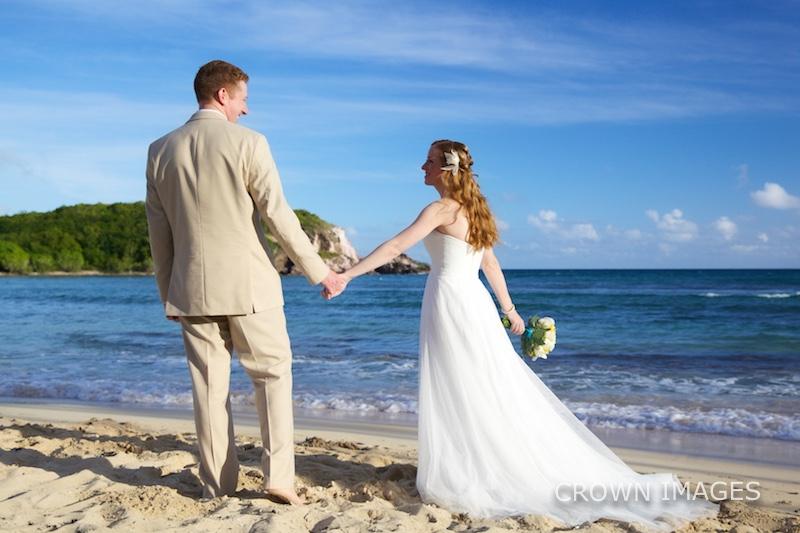 real weddings on st thomas