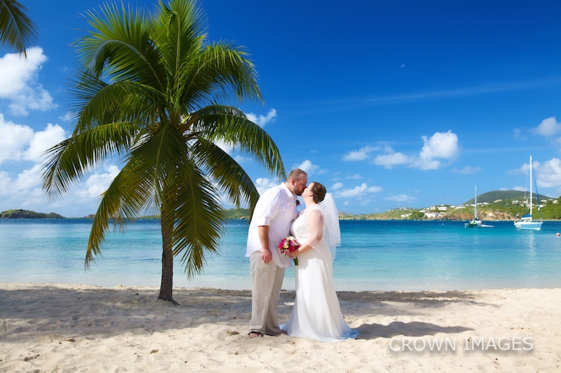 wedding on st thomas in the virgin islands