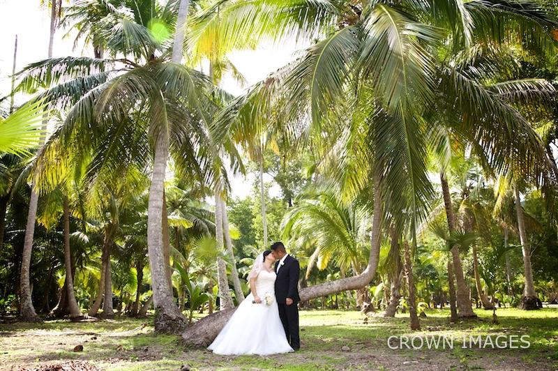wedding photos on st thomas in the us virgin islands
