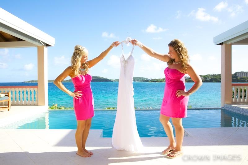 sea star villa st thomas wedding photos by crown images