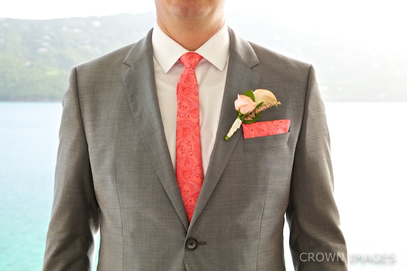 groom attire for a beach wedding virgin islands