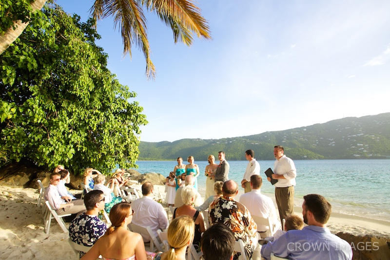 sand dollar villa wedding on the beach
