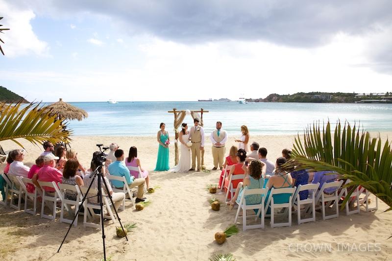 wedding ceremony st thomas virgin islands