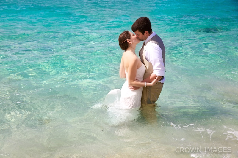 trash the dress photos st thomas