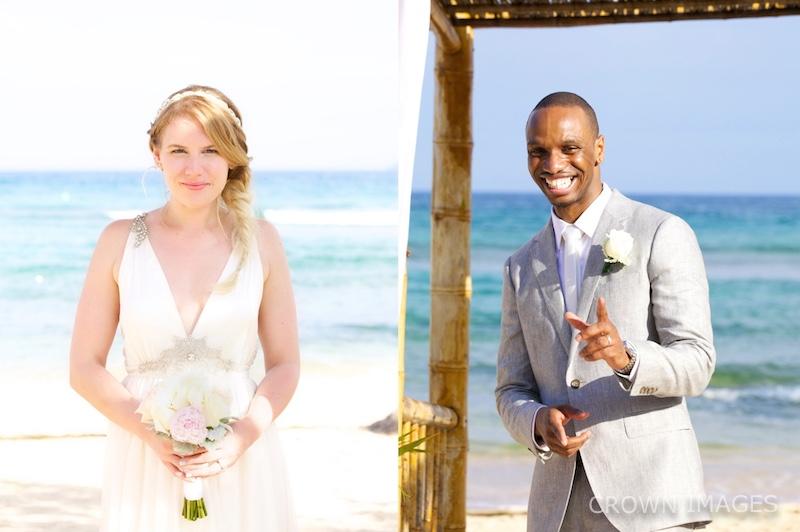 beach wedding on st thomas virgin islands