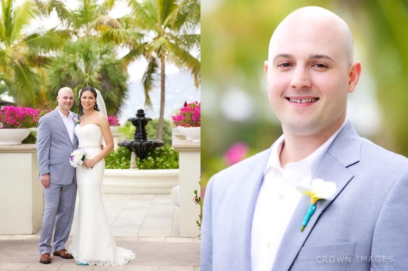 frenchman's reef marriott wedding photos