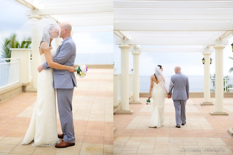 st thomas wedding photos at resort by crown images
