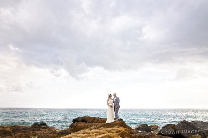 marriott resort beach wedding st thomas