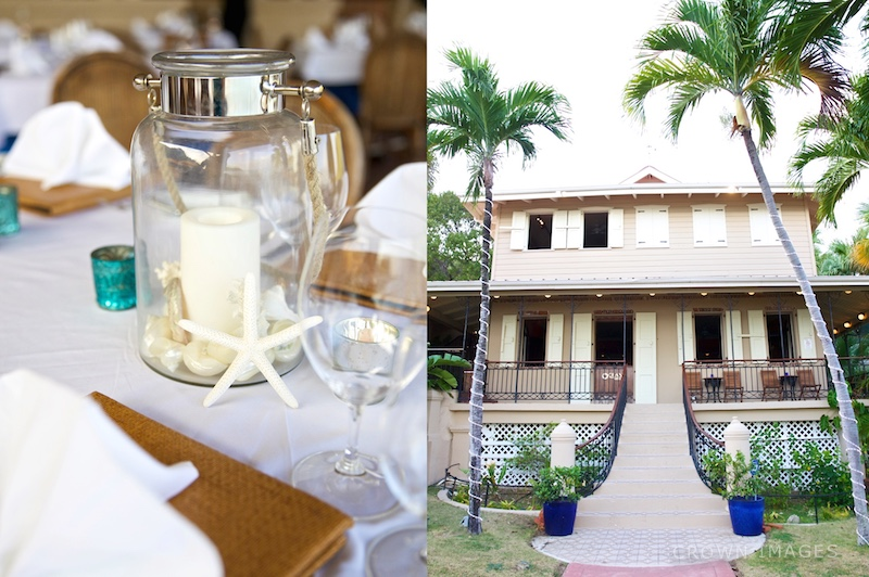 oceana restaurant st thomas wedding reception