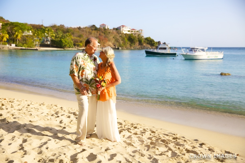 perfect location for a small wedding on st thomas