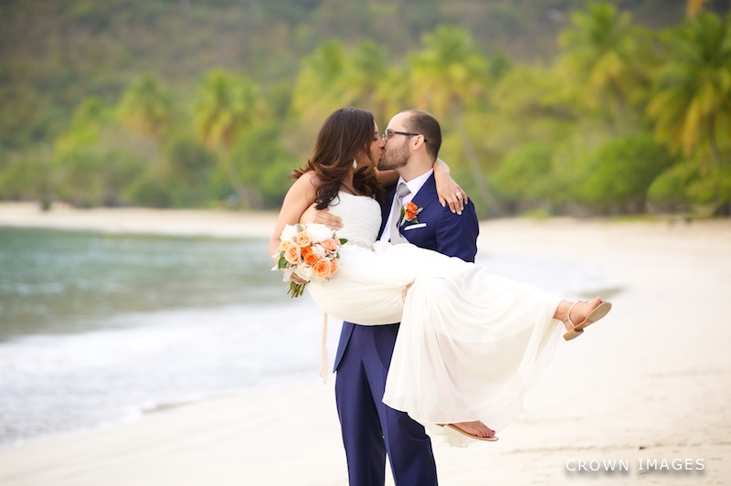 planning a wedding on st thomas virgin islands