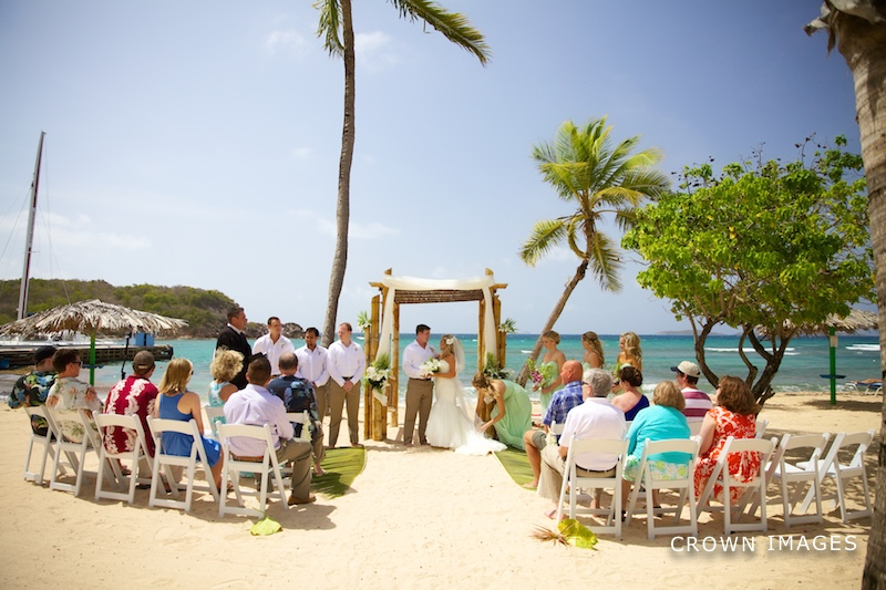 wedding st thomas by crown images