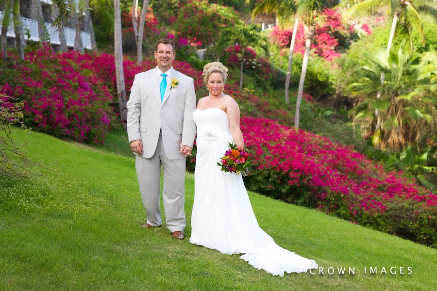resort wedding ideas for virgin islands photo by crown images
