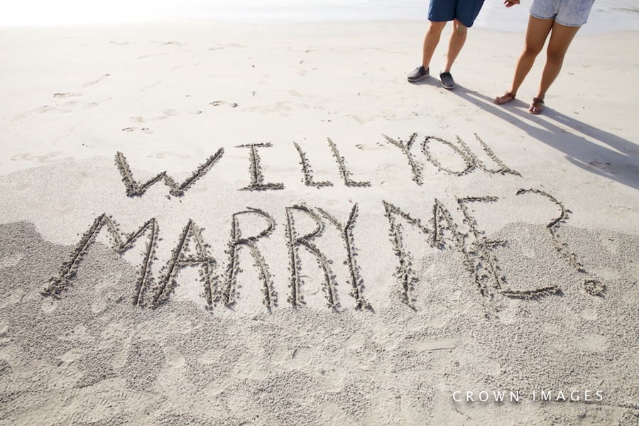 how to propose in the virgin islands