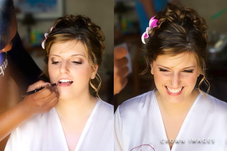 sugar and spice wedding makeup virgin islands