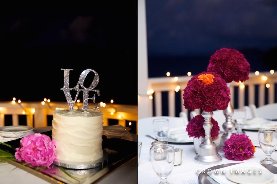 serendipity villa for a wedding on st thomas