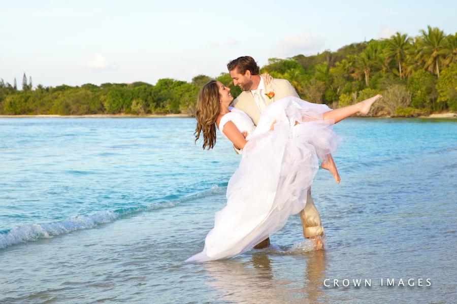 wedding photographer virgin islands