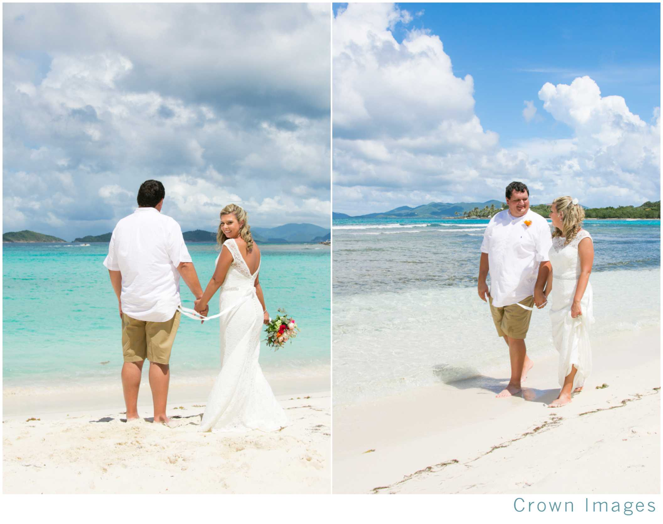 best beach for a st thomas wedding in the us virgin islands