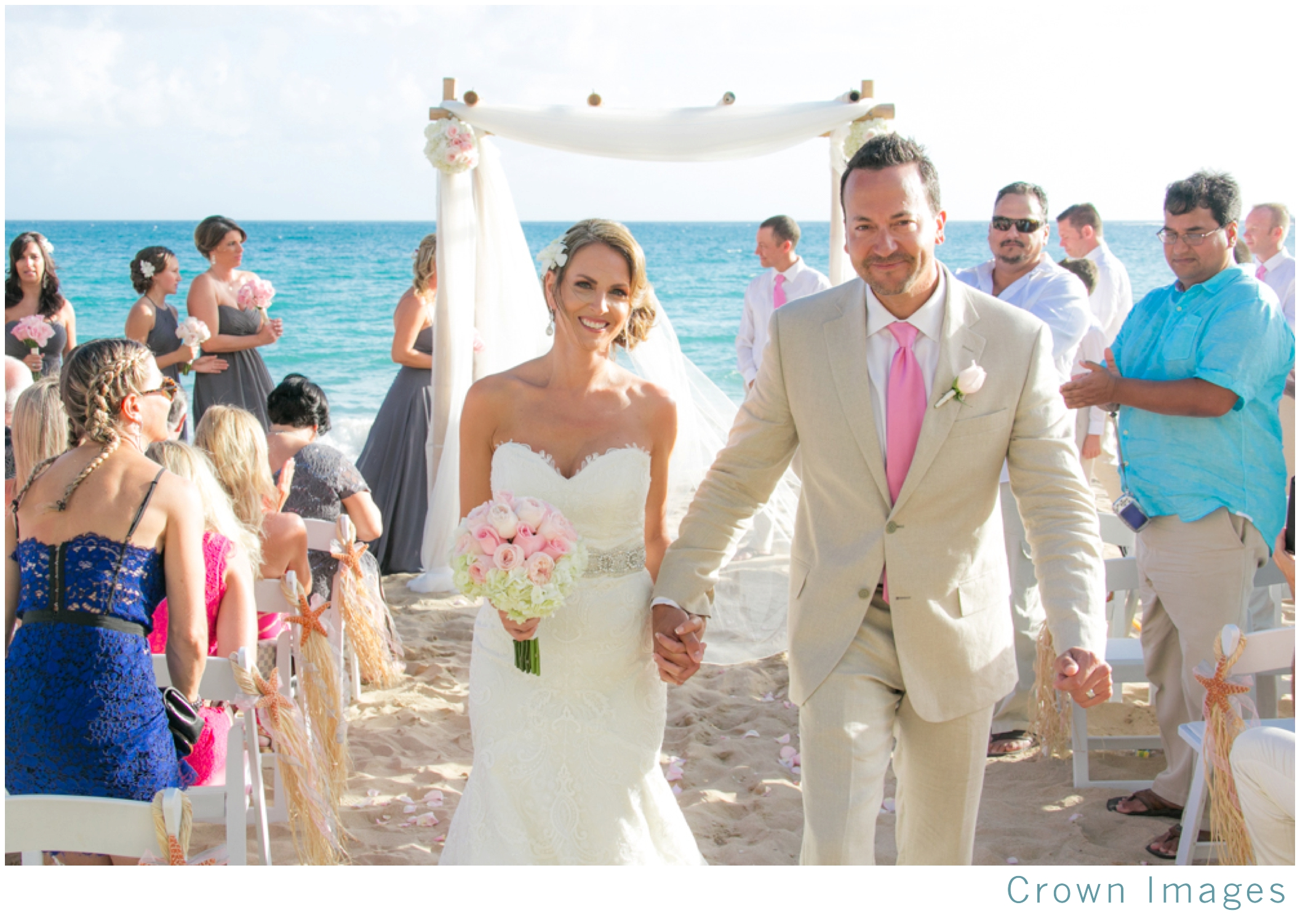 st thomas marriott wedding at morning star beach