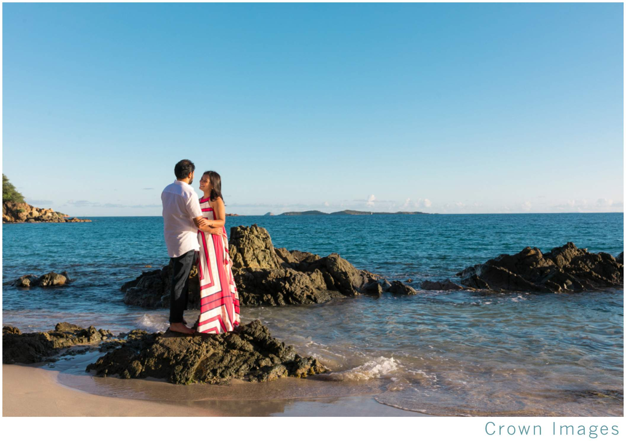 St. Thomas Engagement Session