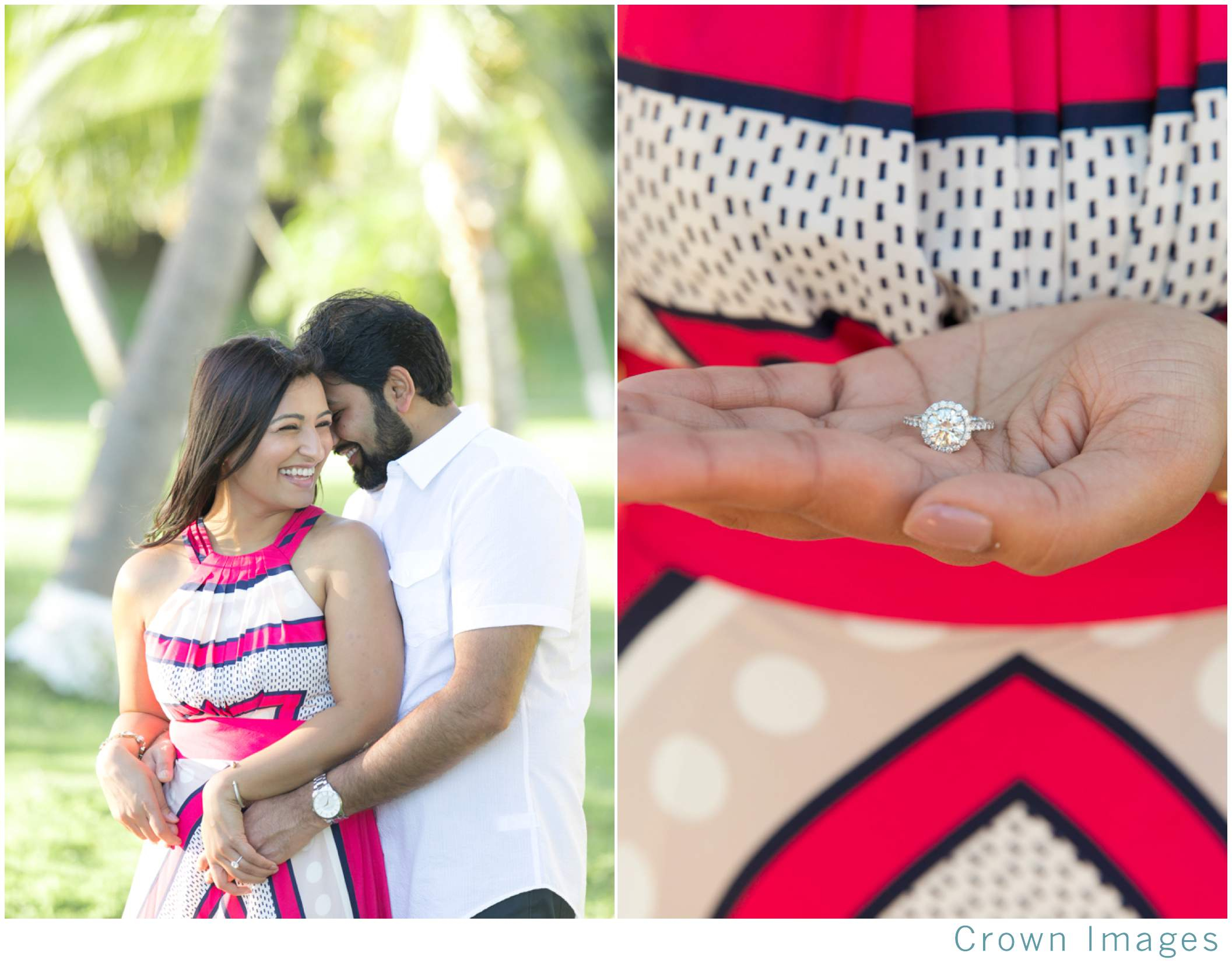 engagement photos on st thomas