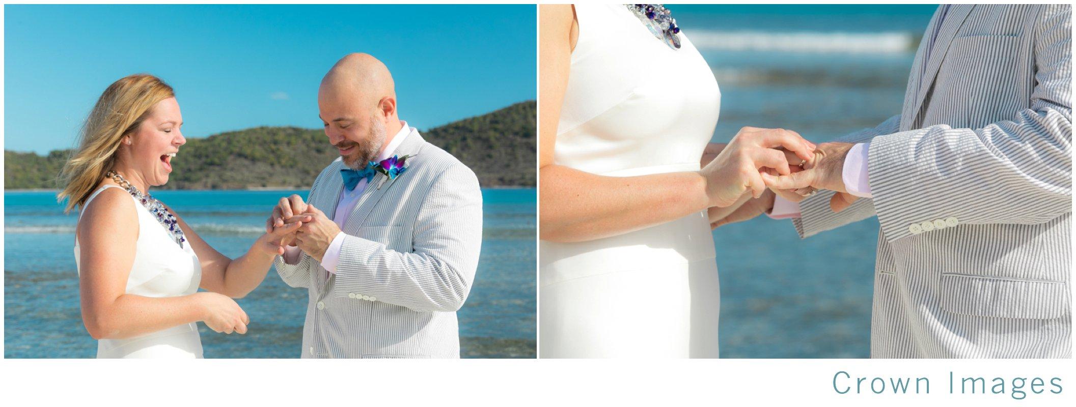 eloping in the virgin islands