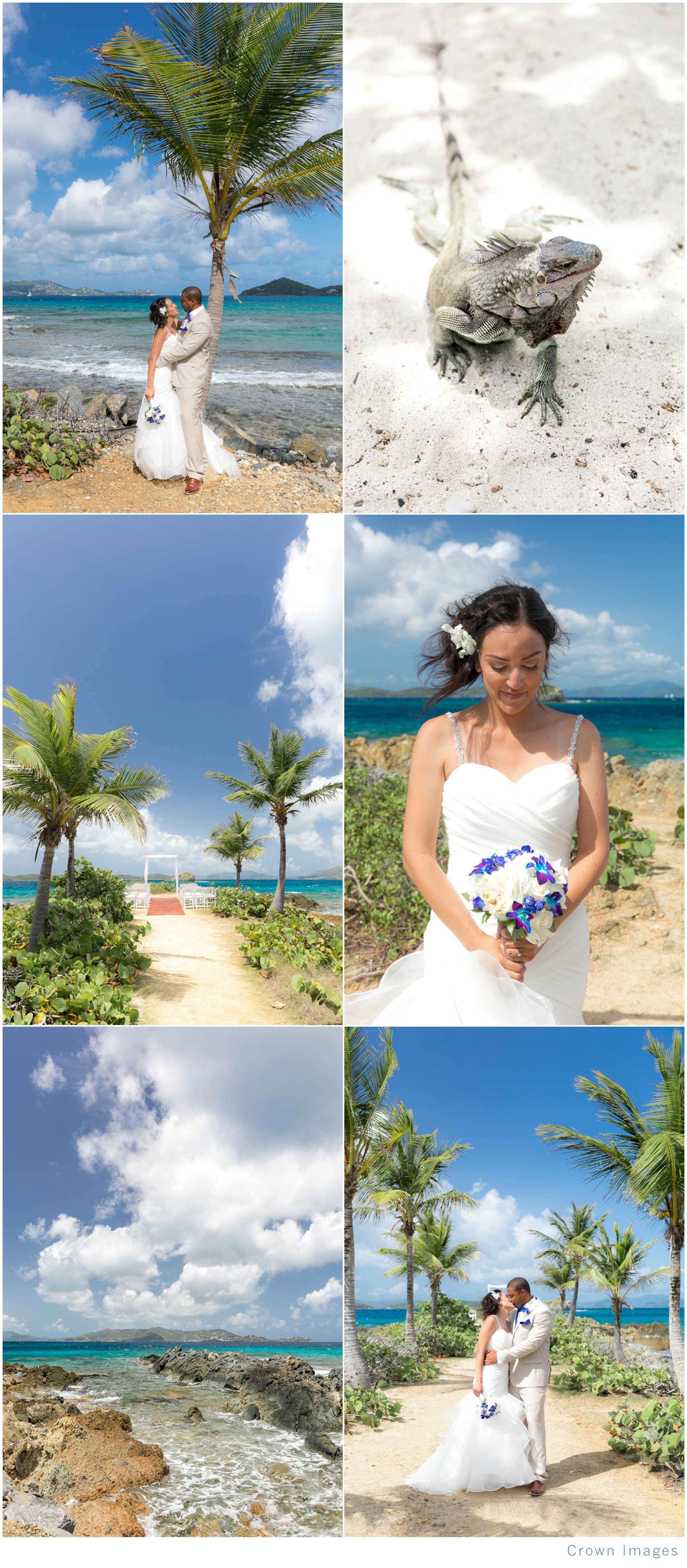 wedding in the us virgin islands