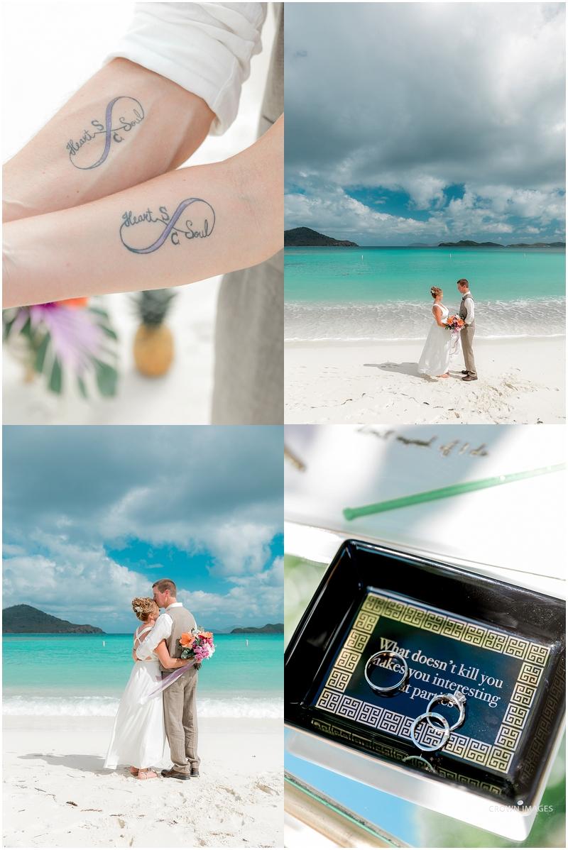 lindquist beach for a wedding