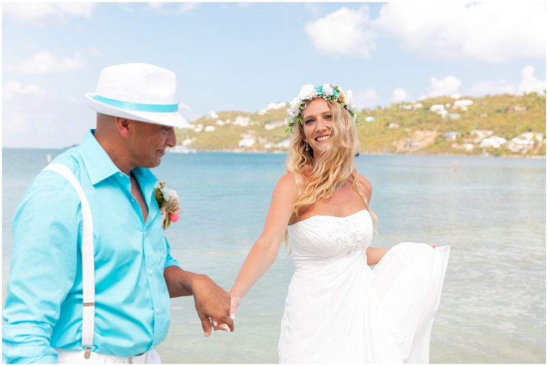 st-thomas-cruise-ship-beach-wedding