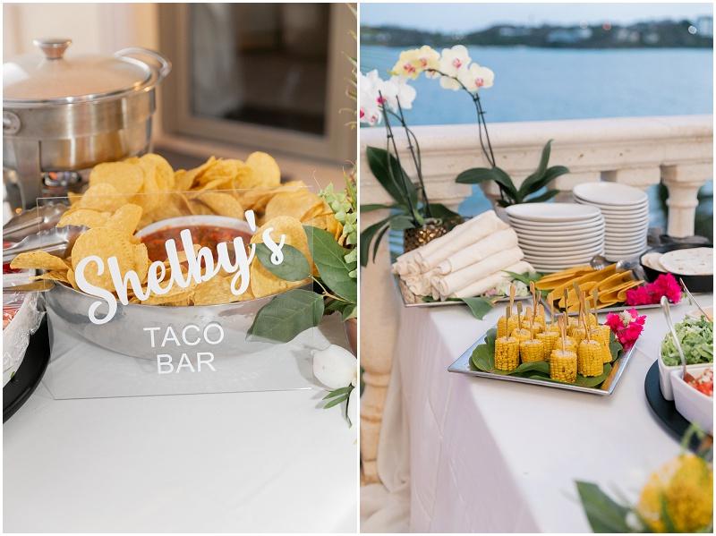 wedding reception ideas on st thomas