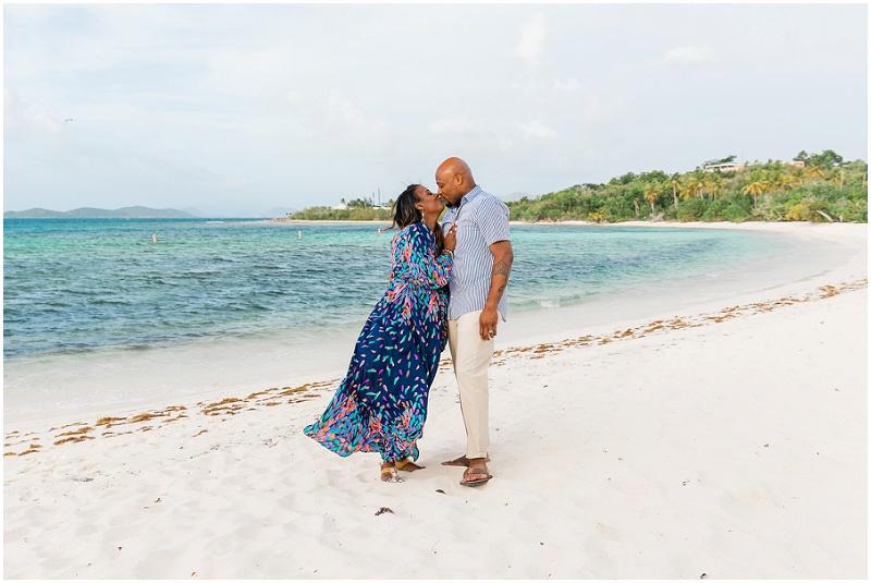 st thomas photographer honeymoon session