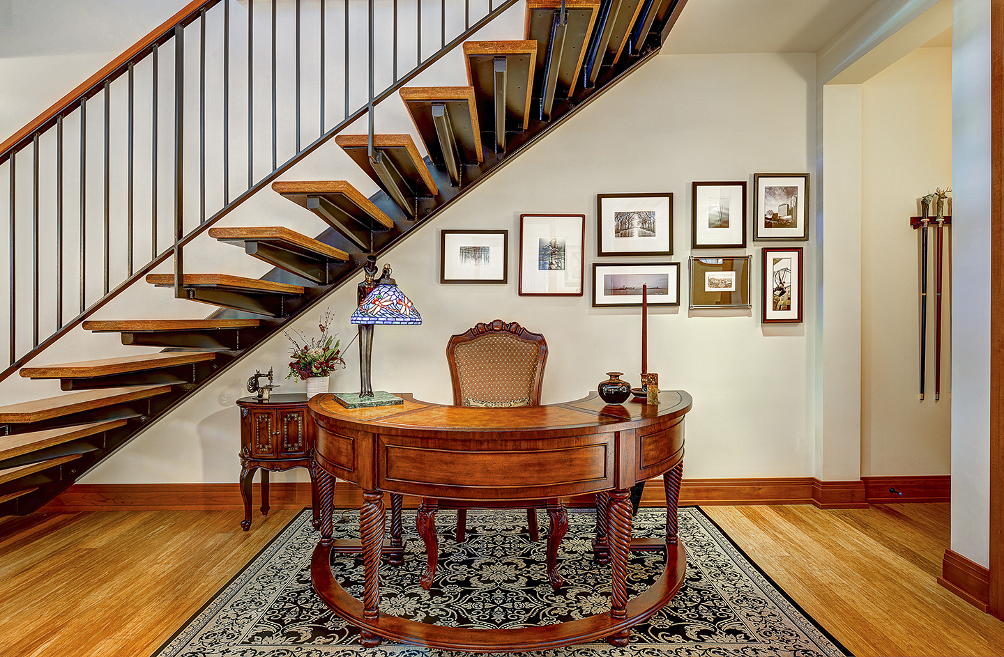 Rose Hill Living Room Stairs 3 EF-2.jpg