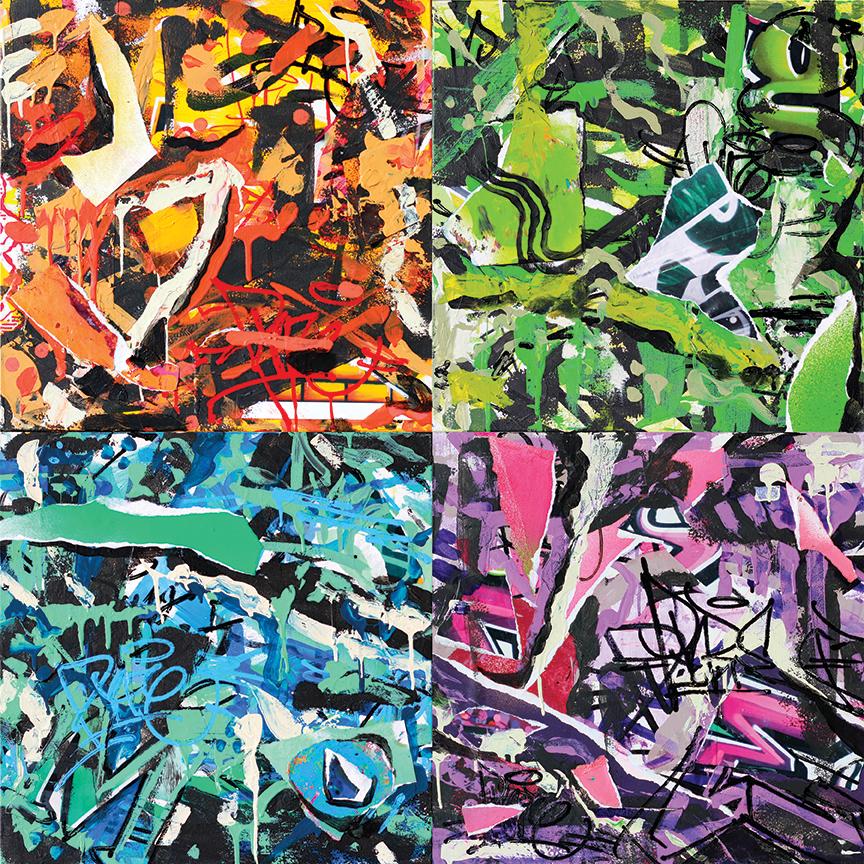 Color Studies No. 1